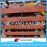 Automobile duttile del pallet del pezzo fuso della fonderia di ferro di alta qualità