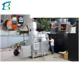 inceneratore dello spreco del panno della fabbrica dell'indumento 20-500kg/H