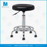 ナイロンベースが付いている快適なPUの実験室の腰掛けの椅子