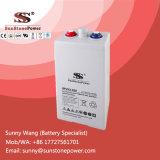 Батареи геля батареи 2V 350ah электрической системы глубокого цикла солнечные