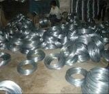 18gauge 25kg galvanizó el alambre de la bobina/el alambre obligatorio para la construcción