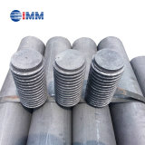 UHP/HP/Np Grade Needle Coke Carbon Graphite Electrodes in Smelting Industries with Nipples