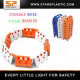 Venda a quente para a Segurança na Estrada de plástico Fabricação direta com água cheio de água de plástico de HDPE