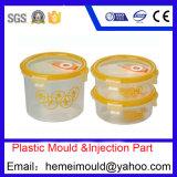 Copertura superiore di plastica dell'iniezione su ordinazione, coperchio inferiore