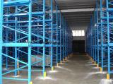 Meistgekaufter Lager-Speicher-StahlAutokino-Racking mit Puder-Beschichtung