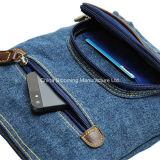 Отдых в джинсах Crossbody Messenger плечо брелоки строп кошелек Satchel сумки