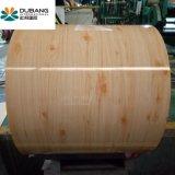 普及したデザイン木製パターン鋼鉄コイル
