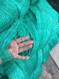 構築安全網または結ばれた網またはKnotless網の製造の供給