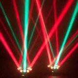 Des LED-9X10W Hauptlicht Armkreuz-bewegliches Kopf-Light/LED Ufomoving