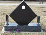 Gedenktekens van de Monumenten van de Grafsteen van het Graniet van Shanxi de Zwarte