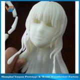 Drucken-Plastikprototyp der Körperteil-3D