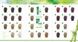 Tazol装飾的なColornaturalsの毛カラー(薄茶の) (50ml+50ml)