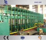 Pressa di vulcanizzazione superiore del nastro trasportatore di memoria del tessuto dalla Cina