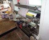 Máquina média da película plástica da impressão do Rotogravure das cores da velocidade 4