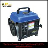 작은 Portable 650W Gasoline Petrol Tiger Generator
