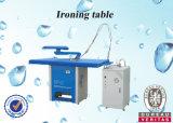 Нержавеющая машина давления прачечного Stee/машина утюга отжимая