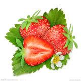 Natural High instantánea de fresa en polvo