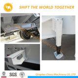 3 de Semi Aanhangwagen van Lowbed van de Aanhangwagen van de Auto-carrier van de as 40FT voor Verkoop
