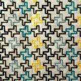 Ammortizzatore della tessile e tessuto domestici ricamati di Decrotive del sofà