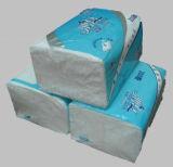 Machine à emballer molle de papier de soie de soie faciale