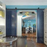 علويّة [ترك ستر] تصميم ينزلق وابل/يعيش غرفة [إنتري دوور] [بين ووود] تصميم مع [بيتّينغ] زرقاء