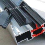 Profilo termico della poliammide della rottura di larghezza di figura 25.3 di C per i profili della finestra di alluminio