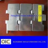 (SS304 S316) Cadeia de transporte de aço inoxidável