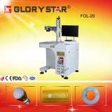 Glorystar panel LED de alta velocidad del sistema de marcado láser