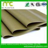 기치 옥외 광고를 위한 유연한 PVC 화포 직물