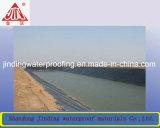 GeomembraneのHDPEの中国の防水の池はさみ金の膜