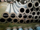 Boyau à haute pression ondulé ou lisse d'aspiration et de débit de l'eau