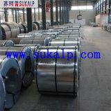 Bobina de aço galvanizado com incrustações