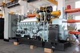 1900kVA 1520 kw Mitsubishi générateur diesel électrique en mode veille