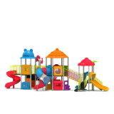 Parque Infantil exterior de plástico para crianças e crianças (JYG-15033)