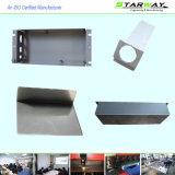 Cusotmized Präzisions-Laser-Ausschnitt-Teile mit Blech-Herstellung