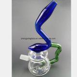 De Rokende Pijp van het glas van de Zwarte, Blauwe Pijp van de Filter van de Pinguïn