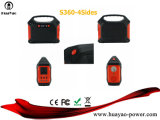 Gerador de energia solar para manter as luzes de Energia Portátil, Telefones/notebooks alimentados