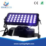 36*10W RGBW LEDの壁の洗濯機LED都市カラーライト