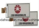 1,54 polegadas e visor de papel de 152x152 para identificação de Prateleira Eletrônica