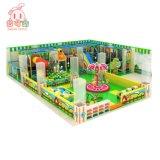 Juguete de patio interior suave de los niños el Equipo de Parque de Atracciones de la zona de juegos