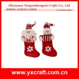 크리스마스 훈장 (ZY11S74-1-2) 크리스마스 전통적인 선물 품목