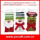 Sac de vin de Noël de la décoration de Noël (ZY14Y234-1-2-3)