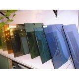 上塗を施してあるガラス、構築ガラス、Budilingガラス、窓ガラス、ドアガラス(JINBO)