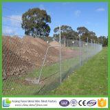 """2 """"販売のための網の固体および耐久のチェーン・リンクの塀のパネル"""