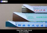 Film de protection de PE pour le profil composé en aluminium de panneau et de guichet de PVC