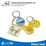 Низкая стоимость Compataiable 1K RFID брелок эпоксидного клея