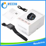 Smart Gift Watch Mobile Phone avec caméra Bluetooth carte SIM slot pour Apple Samsung