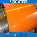 입힌 고품질 Z40-275 색깔은 직류 전기를 통한 강철 코일을 Prepainted