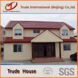 Estructura de acero de la luz casas residenciales
