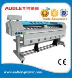 Imprimante extérieure d'intérieur de vente chaude de grand format de machine dissolvante de 1.6m/de 1.9m/de 3.2m Eco, imprimante à jet d'encre d'Eco
